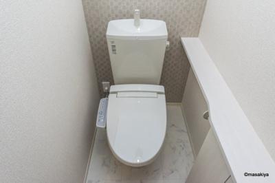【トイレ】プレセダン・ドゥ