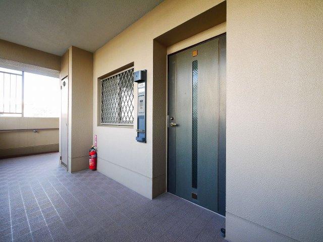 【玄関】コアマンション和白丘ネクステージ