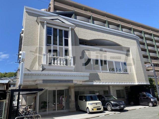ホープハウス(柏原市国分西・河内国分駅) 3階建てマンション