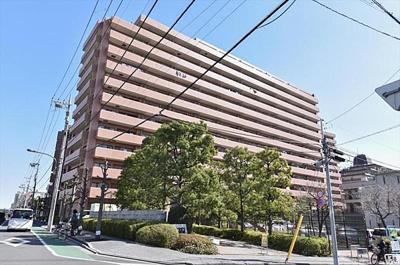 都営新宿線「西大島」駅より徒歩約8分の立地です。