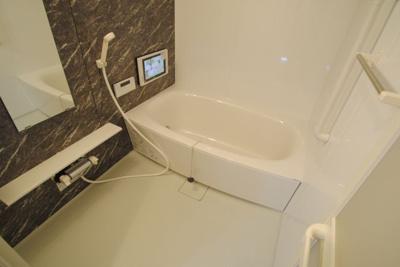 【浴室】プラムフィールド東櫛原