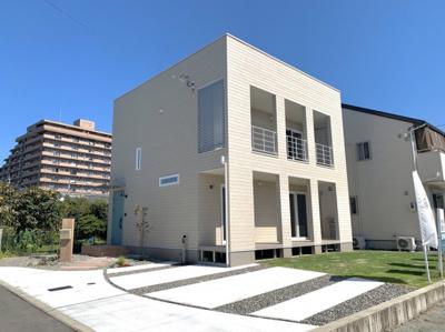 【外観】甲斐市長塚Ⅱ新築建売住宅「LAGUNA BOX」