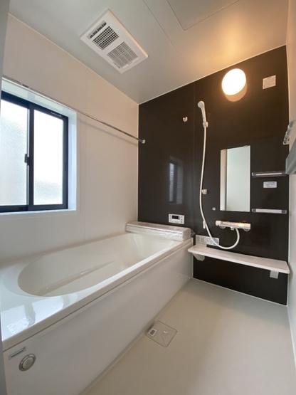 【浴室】守谷市立沢2期 2号棟 2階にフリースペース付き