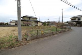 【外観】川越市安比奈新田 資材置き場用地 敷地109坪