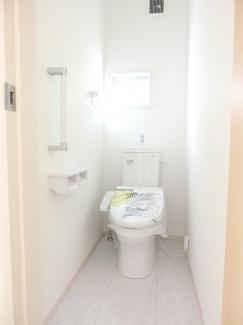 トイレの施工例です。