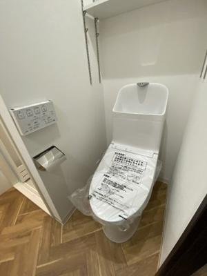 【トイレ】ウィスタリア元麻布