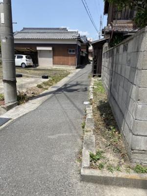 【外観】たつの市龍野町堂本/売土地