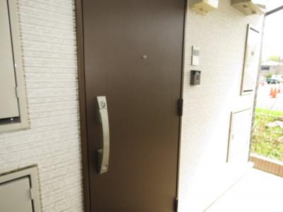 【玄関】リブリひまわり荘2