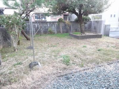 【庭】新屋敷2丁目戸建