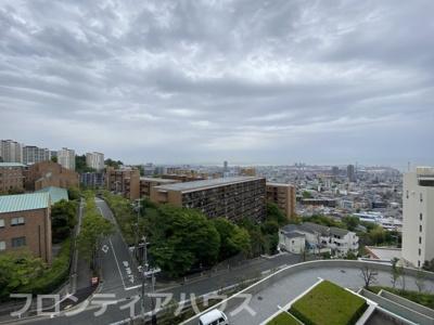 【展望】ジークレフ六甲の丘A棟