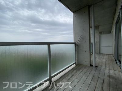【バルコニー】ジークレフ六甲の丘A棟