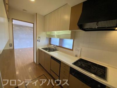 【キッチン】ジークレフ六甲の丘A棟