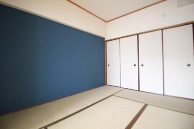 【和室】コロニアルリビング西島田ウエストタワー
