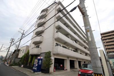 【外観】コロニアルリビング西島田ウエストタワー