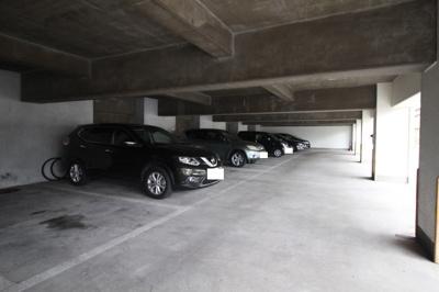 【駐車場】コロニアルリビング西島田ウエストタワー