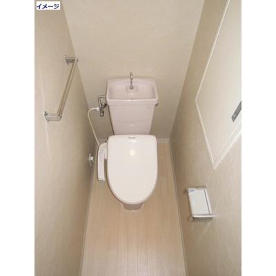 【トイレ】コロニアルリビング西島田ウエストタワー