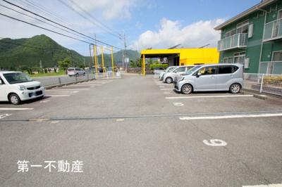 【駐車場】オートハイツ Ⅰ