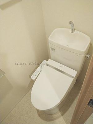 【トイレ】リビオメゾン両国イースト