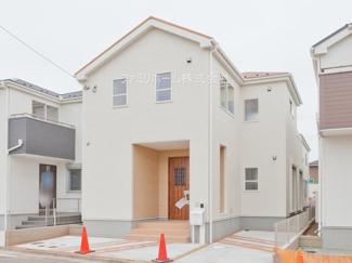 前貝塚町 新築一戸建 ※外観施工例です。