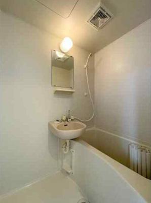 【浴室】ハイブリッジⅡ