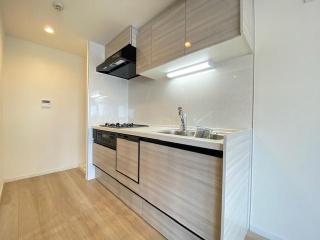 収納豊富で食洗機・浄水器等標準設置済 便利な設備が自慢の使い勝手の良いキッチン