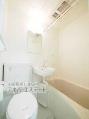【浴室】KKハウス北千住