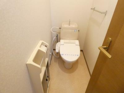 【トイレ】スカイハイツE