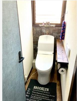 【トイレ】総社市西坂台 中古 一戸建住宅