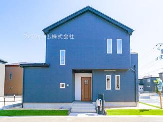 船橋市二和西 新築一戸建 ※令和3年3月現地撮影写真です。