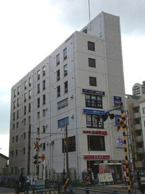 【外観】グランドプラザ新松戸駅前