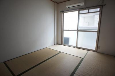 【和室】シェモワ3番館