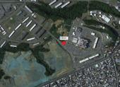 宜野湾市普天間軍用地(キャンプ瑞慶覧)の画像