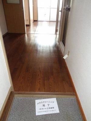 【玄関】メゾン阪南