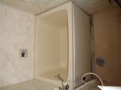 【浴室】メゾン阪南