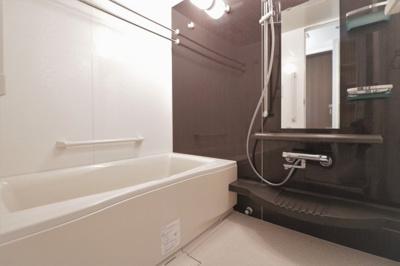 【浴室】リバーガーデンコスモスクエア