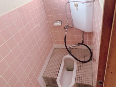 【トイレ】コーポシバタ
