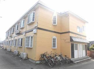 【外観】秋田市桜3丁目一棟アパート