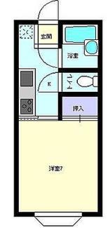 秋田市桜3丁目一棟アパート