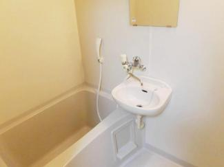 【浴室】秋田市桜3丁目一棟アパート