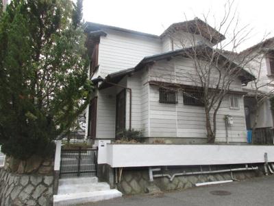 【外観】神戸市北区花山台