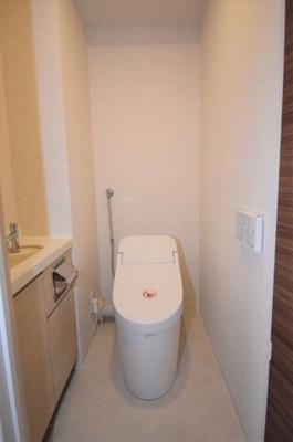 トイレは新規交換済み