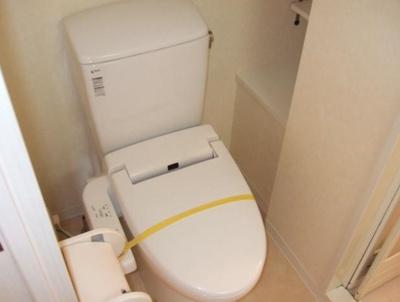 【トイレ】アイコート松が谷