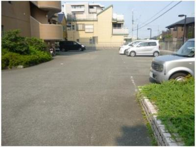 【駐車場】グレイスミシマ