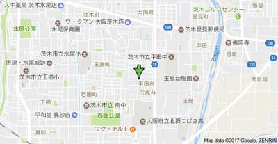 【地図】グレイスミシマ