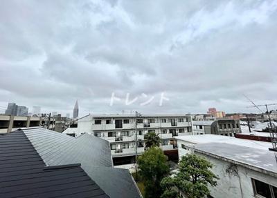 【展望】ラフィーネ代々木