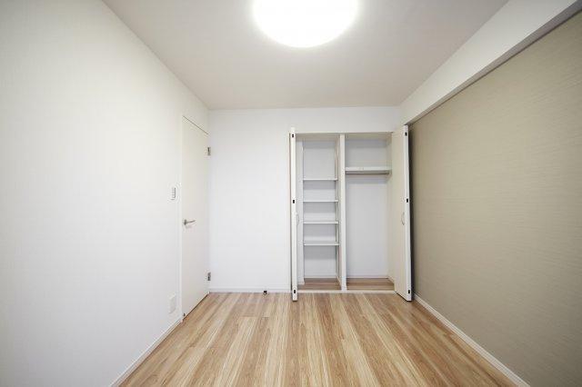 収納スペースも充実しています