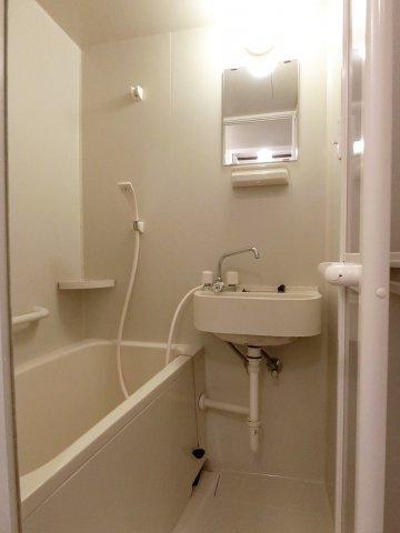 【浴室】オレンジボックス