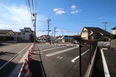 【駐車場】ソフィヤコンフォール