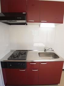 Plumeria のキッチン 別室参照