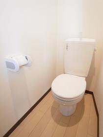 Plumeria のトイレ